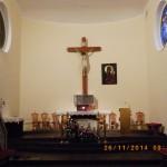 Prace wyburzeniowe przy kościele Podwyższenia Krzyża w Gdyni Wit 048